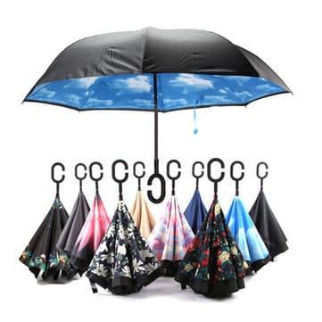 המטריה ההפוכה ב 15$ כולל משלוח!