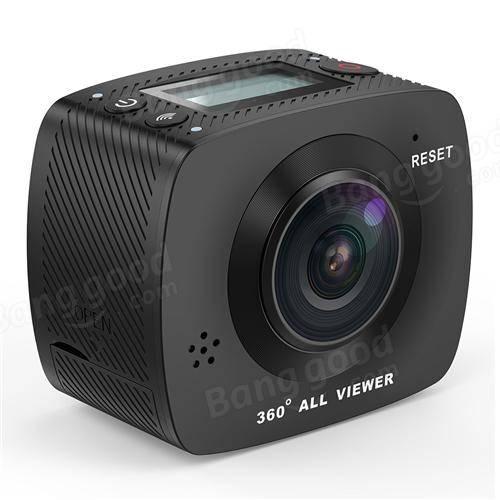 Elephone EleCam 360 Action Camera Mini VR Camera 360 Degrees