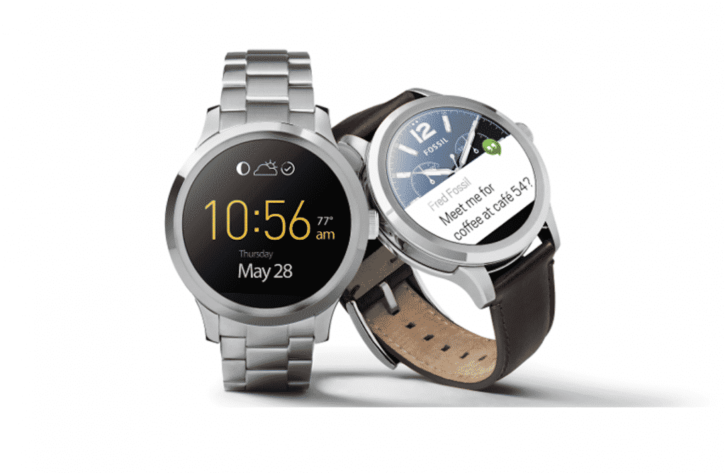 FOSSIL Q – שעון חכם שגם נראה טוב!