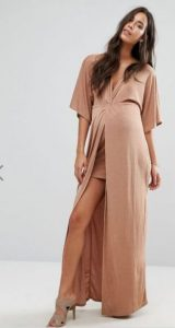 missguided-maternity-knot-front-slinky-maxi-dress-asos-2