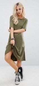 noisy-may-petite-melanie-dress-with-frill-hem-asos-1