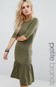 noisy-may-petite-melanie-dress-with-frill-hem-asos
