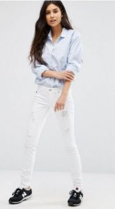 only-coral-superlow-ripped-skinny-jeans-asos1