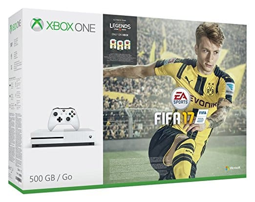 Xbox One S +FIFA 17