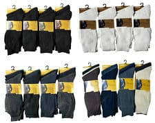 """סט 12 זוגות גרביים איכותיות 100% כותנה ב40 ש""""ח"""