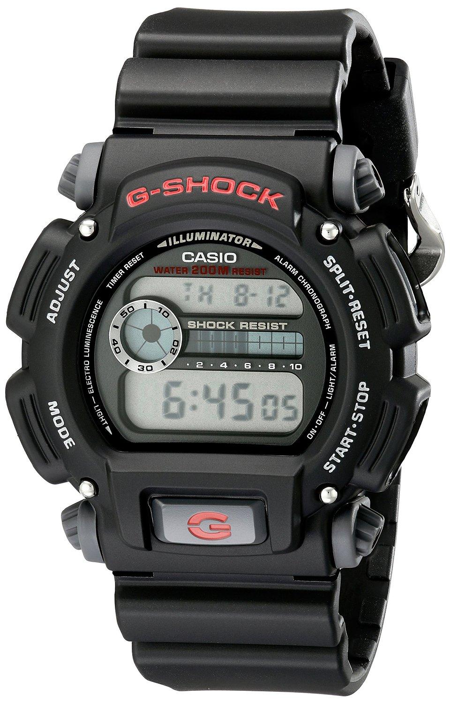 """שעון לגבר G-shock DW9052-1V ב 160 ש""""ח"""