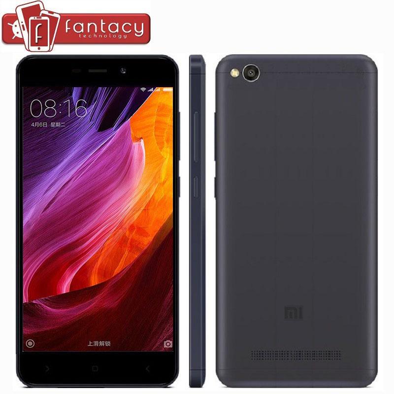 "Original Xiaomi Redmi 4A Snapdragon 425 Quad Core 2G RAM 16G ROM FDD LTE 4G 5"" 13MP 1280x720p MIUI 8.1 OTA Mobile Phone-in Mobile Phones from Phones & Telecommunications on Aliexpress.com | Alibaba Group"