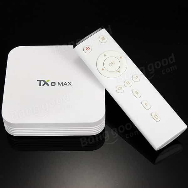 Tanix TX8 MAX – הסטרימר המצויין – חזר למלאי!
