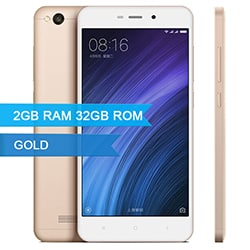 עם רום גלובלי Xiaomi Redmi 4A Pro  רק 98.99$