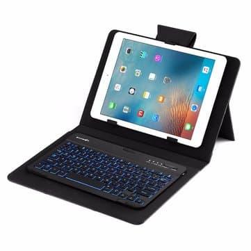 BlitzWolf® BW-KC1 Bluetooth 3.0 Backlight Keyboard  – מקללת בלוטות' אלחוטית עם תאורה