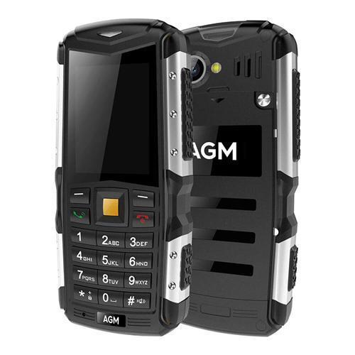 AGM M1 Cellphone 3G Mobile Phone Dual SIM Waterproof   eBay