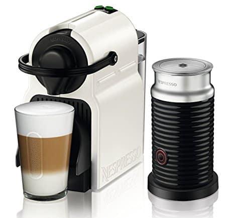 סופר ביקשתם קיבלתם! דיל היום! מכונת אספרסו Nespresso Inissia כולל מקציף MS-45