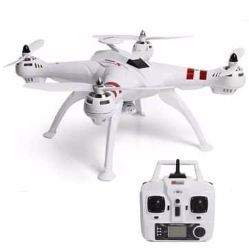 רחפן BAYANGTOYS X16 GPS Brushless Altitude Hold 2.4G 4CH 6Axis  במחיר 152$