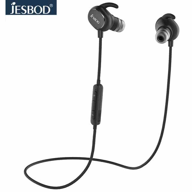 JESBOD QY19 Bluetooth 4.1 Headphones Wireless Headsets Sport English Voice Earbuds For all Smartphones Earphones with Mic-in Earphones & Headphones from Consumer Electronics on Aliexpress.com | Alibaba Group
