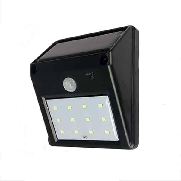 תאורה סולארית אוטומטית – לגינה, למחסן, לשביל הכניסה…רק $6.99