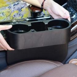 קונים 2 – משלמים רק על אחד! (זוג) מארגן ומחזיק כוסות לרכב – רק ב7.99$!