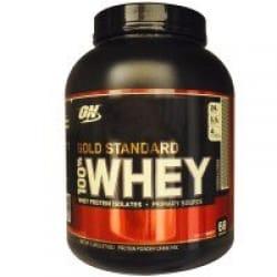 Optimum Nutrition, Gold Standard, 100% Whey, Cookies & Cream, 5 lbs