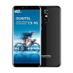 "OUKITEL C8 – סמרטפון אולטרה זול עם מסך 5.5"" ביחס 18:9! ללא מכס!"