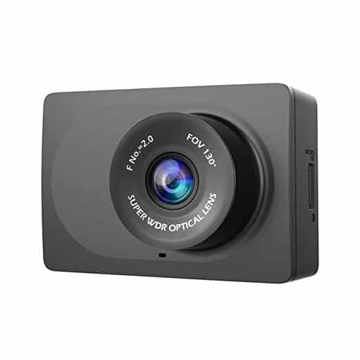 """מצלמת הרכב המעולה של שיאומי – YI DASH CAM – מאמזון! רק ב132 ש""""ח!"""