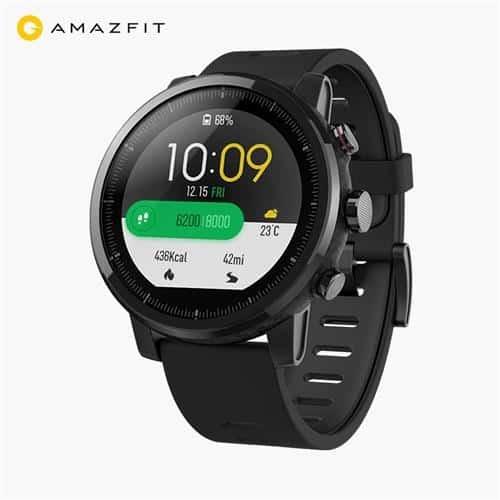 Huami Amazfit Stratos  – בשעה טובה גם באנגלית! רק 169$!