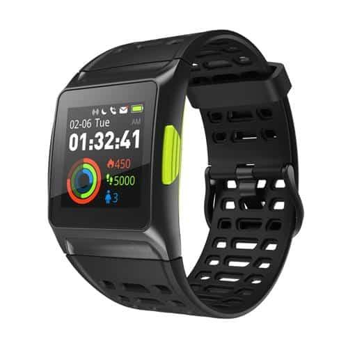 שעון ספורט עם דופק וGPS – ה Makibes BR1 רק ב$57.99