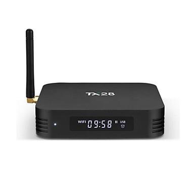 """טיוי-בוקס של Tanix TX28 – עם 4G/32GB ואנדרואיד 7.1 – ב-240 ש""""ח!"""