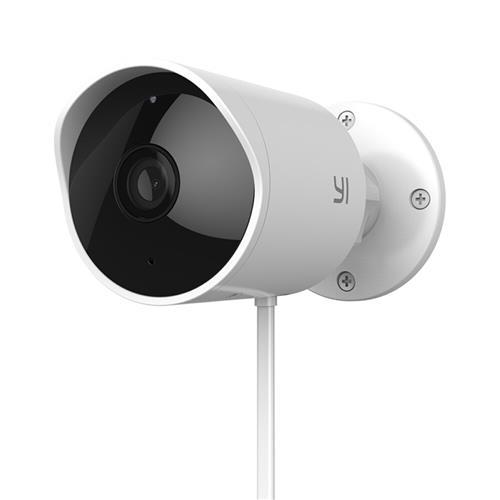 מצלמת האבטחה של שיאומי – בלי מכס! YI 1080p Outdoor Security IP Camera – רק 69.99$!