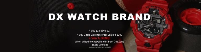 שעוני CASIO במבצע – הפרשי מחירים משמעותיים לעומת המחירים בארץ!