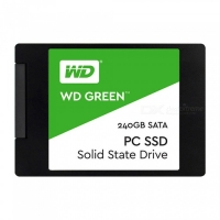 WD GREEN – כונן SSD – נפח 240GB ב- 250 ₪ [ 140 ₪ יותר זול מזאפ!] – כולל משלוח!