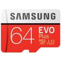 כרטיס זיכרון –Samsung EVO Plus – נפח 64GB – ב-19$ כולל משלוח!