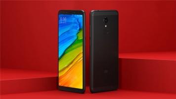 לא מפסיק לרדת:  Xiaomi Redmi 5 Plus 3GB 32GB – גירסה גלובאלית – ב- 116.99 $ [מחיר ממוצע 145$]