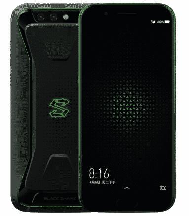 טלפון ייעודי למשחקים בירידת מחיר: XIAOMI BLACK SHARK – 6GB/64GB – עם סוללה ומפרט מרשימים ב- 387.18 $