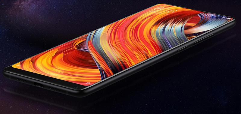 סמארטפון Xiaomi MIX2S – נפח 6GB+64GB  – ב- 434 $, כולל משלוח!