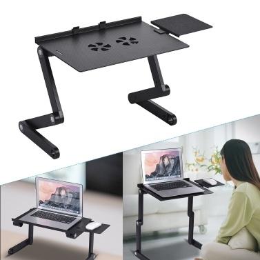 מעמד / שולחן מתקפל למחשב נייד – עם אופציה לקירור – החל מ-84 ₪, כולל משלוח!