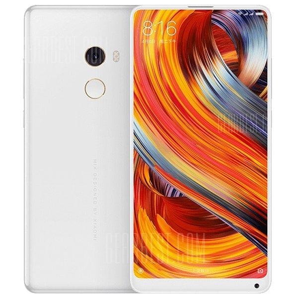 סמארטפון משובח וחתיך במיוחד – הXiaomi MIX2S במחיר הטוב ברשת! רק 434 $