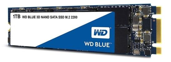 """WD Blue 3D NAND 1TB SSD – M.2 – רק ב851.45 ש""""ח במקום כ1400 ש""""ח בארץ!"""