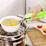 Stainless Steel Hand Bowl Clippers