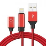 YAOMAISI Durable USB Cable for iPhone 7 / 8 / X