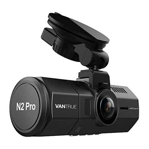 "Vantrue N2 Pro – לנהגים מקצועיים בלבד! מצלמת רכב מקצועית! רזולוציה 2.5K! חיישן סוני, תומכת עד 256GB, מצב חניה ועוד! רק 657 ש""ח"