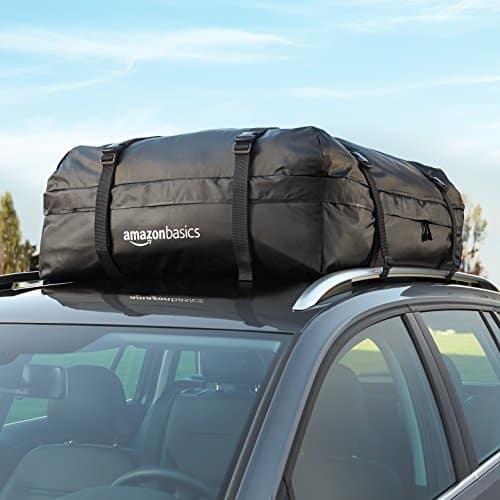 תיק צ'ימידן ענק – 425 ליטר – לגג הרכב – מוגן מים + רצועות לחיזוק ב- 288 ₪!