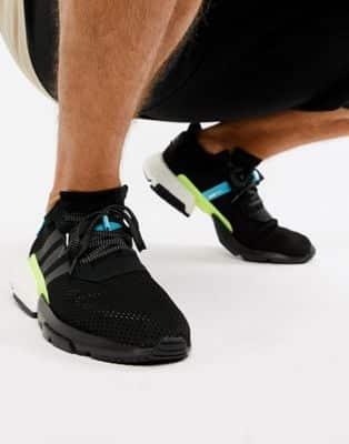 נעלי ספורט – Adidas POD-S3.1 – צבע שחור – ב-£75.00!