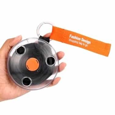 תמיד אתכם: תיק צד / סל קניות ב…מחזיק מפתחות!! נגלל ונשלף בלחיצת כפתור – ב- 2.99 $ – מלאי מוגבל!!