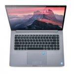 Xiaomi Mi Notebook Pro Fingerprint Recognition