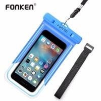 כיסוי לטלפון – עמיד במים – מבית FONKEN – לים / בריכה / טיולים – ב-1.68 $ !