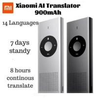 Xiaomi Youpin – מתרגם 14 שפות – על בסיס מאגר הנתונים של Microsoft + עוזר אישי וירטואלי – בירידת מחיר: $ 33.99 ! מלאי מוגבל !
