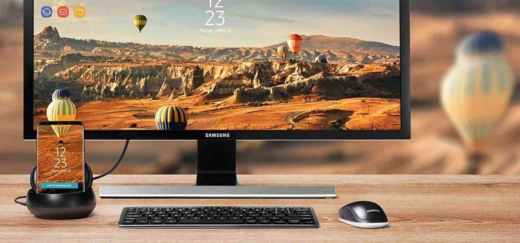 להפוך את הגלקסי שלכם למחשב אישי: עמדת עגינה Samsung DeX Station – בירידת מחיר: ב-216₪ – כולל משלוח ואחריות אמזון! [בארץ: 399 ₪]