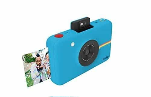 מצלמים ומפתחים במקום: מצלמת Polaroid Snap – ב-  294 ₪ – כולל משלוח ואחריות אמזון!
