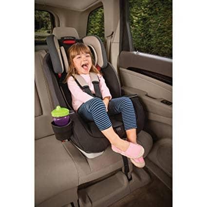 """עדכון חשוב – לא להזמין! כיסא בטיחות – Graco Milestone All-in-One – מהבטוחים בעולם ומתאים מגיל לידה עד גיל 12! רק 864 ש""""ח סופי עד הבית במקום 1329 ש""""ח בארץ!"""