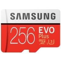 """דיל היום!!! Samsung EVO Plus 256GB – בנפח עצום – 256GB רק ב49.99$ = 182 ש""""ח בלבד!- מאות שקלים פחות מבארץ!"""
