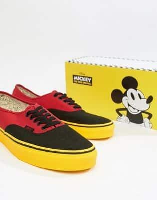 Vans X Disney | קולקצית קפסולה מיוחדת של ואנס ודיסני ♥ תיקים, בגדים, נעלים ועוד!